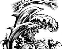 Dolphin Tattoo