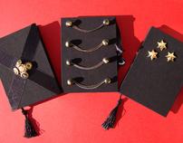 Military Series Handmade Notebooks