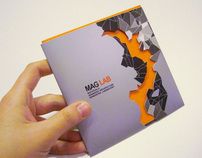 MAG LAB Interactive Portfolio CD