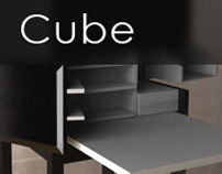 "desk-bureau ""Сube"""
