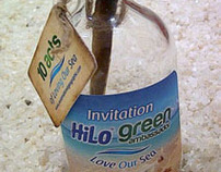 HILO Green Ambassador - Love Our Sea