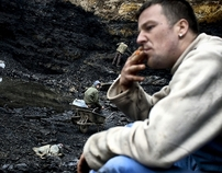 Illegal Coal Miners - Bosnia Herzegovina