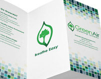 Green Air Cleaning Systems Identity Development