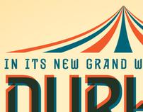 Typeface Design: Durham