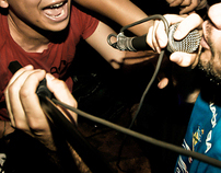 Dead Fish @ Catedral Rock Bar / Brazil