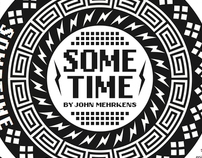 """Some Time"" Book Cover"
