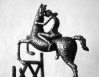 Bronz Heykel Çalışmaları (Bronze Sculpture Works)