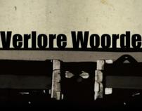 Verlore Woorde (lost words)