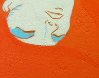 Pandora-pintura feita no Centro de Design do Recife CDR