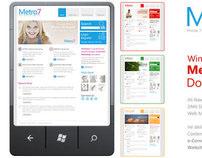 Windows Metro UI DNN Skin