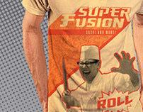 Super Fusion // Sushi