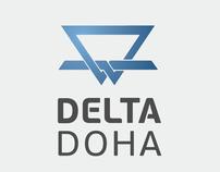 Delta Doha Branding