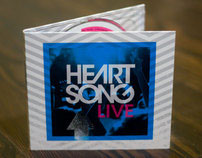 HeartSong LIVE CD