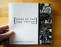 Urban Typography Book
