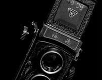 Product Photography (Seagull TLR)