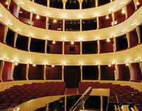 Apollon Theatre logo proposal