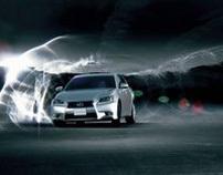 Lexus GS Debut -the unseen force.