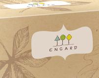 Engard. Дизайн упаковки.