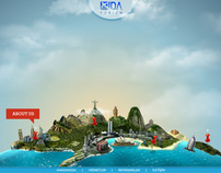 Ida Tourism Website