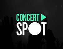 Concert Spot App