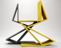"Remix Gerrit Rietveld chair              ""Zig Zag"""