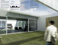 DOMESTIC SEQUENCE / singular family home
