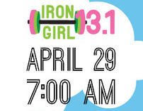 Iron Girl 1/2 Marathon Website