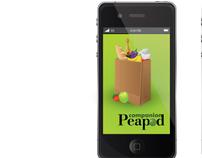 Peapod App