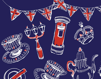 Diamond Jubilee : Featured on It's Nice That Blog :