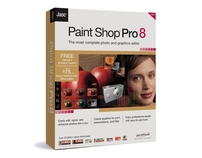 Package Design: Various Products, Jasc Software