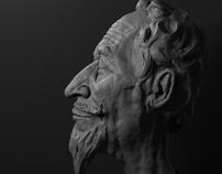 digital clay 2(stylized)