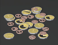 Infographic Coins