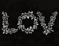 """""""Baroque Font Style"""""""