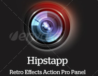 Hipstapp - Retro Effects Action Pro Panel