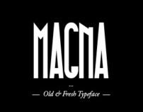 MAGNA Typeface