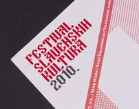 Festival of Slavic Cultures 2010