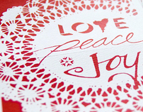 Love, Peace, Joy