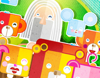 Noah's Ark iPad Game