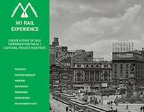 M1 Rail Experience