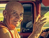 Cuban taxi driver Miguel.