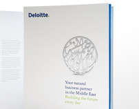 Deloitte in the Middle East Various Collaterals