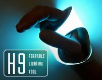 H9 Portable lighting tool