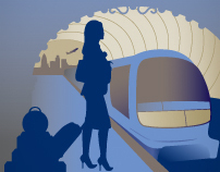 Heathrow Express First Class Campaign
