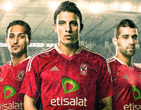 Etisalat Al Ahly Campaign