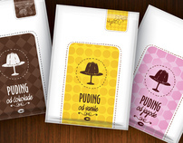 Pudding Packaging Design