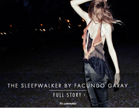 Sleepwalk for Bentrovatoblog.com