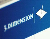 3rd DIMENSION - corporate identity