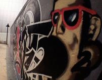 Singapore Graff Gig