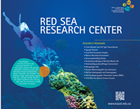 KAUST Red Sear Research Center Expo Design