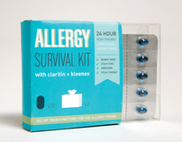 Allergy Survival Kit